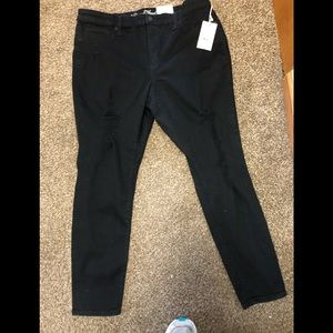 Universal Threads High Rise Jeggings Size18 NWT